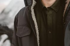 With a removable vest and 14 pockets, the Ultimate American Jacket has the comfort and versatility to take you through all stages of winter and whatever the season may throw at you.