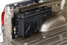 Image may not reflect your exact vehicle! UnderCover® - Swing Cases, Padlock Loop