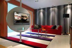 60's interior design style - Google Search