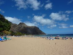 playa de las Teresitas dream beach tenerife place to visit travelling