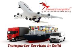 Search for Transporters of Delhi. Find Road Transport Services, Transporters Services in Delhi, transport service truck, best transporters from Delhi & NCR are listed in Compare Logistic.