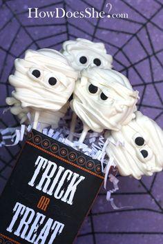 JoAnn's Special: 15 Fun Halloween Treats