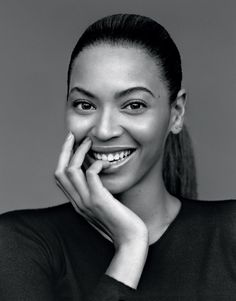 Beyonce Knowles - Powerful female singer and human being