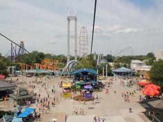 Midway at Cedar Point, Ohio