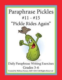 IELTS Writing Task 2: Paraphrasing Practice