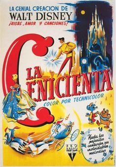 La Cenicienta (1950) - Cinderella
