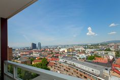 utsikt fra Enerhaugen 11. etasje