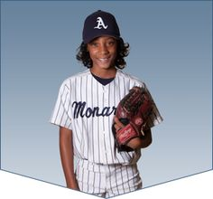 Female pitcher Mo'Ne Davis led her team into the Little League World Series, throwing a three-hitter Sunday to lead Taney Youth Baseball Association Little League of Philadelphia to an 8-0 victory.  The 13-year-old will become only the 17th girl to play in the Little League World Series in 68 years.