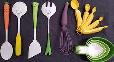 QD Foodie | Gourmet Insider Magazine Modern Coasters, Modern Placemats, Kitchen Display, Kitchen Decor, Kitchen Ideas, Kitchen Design, Food Storage Boxes, Stainless Steel Types, Cup With Straw