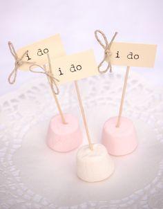 I Do Cupcake Sticks
