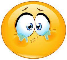 Illustration about Design of a forlorn teary eyed emoticon. Illustration of cute, emoticon, emoji - 47855407 Emoticons Text, Funny Emoticons, Emoji Love, All Emoji, Emoji Feliz, Clipart, Images Emoji, Smiley Emoticon, Emoticon Faces