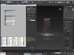 3D Max Particle Flow for Beginners