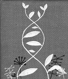 DNA art. This would make an awesome tattoo!