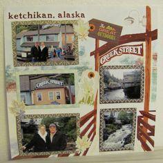 Alaska Cruise - September, 2011 - Scrapbook.com