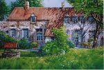 The Gagnonniere watercolor painting in Montreal Work For Hire, Dna Genealogy, France 2, Quebec City, Family History, Good Books, Europe, French, Mansions