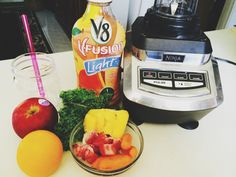 Blend all this together!!! Perfect healthy smoothie