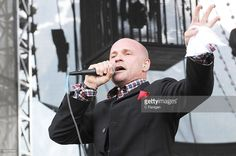 Vocalist Gordon Downie of The Tragically Hip performs on day two of the 2008 Pemberton Music Festival on July 26, 2008 in Pemberton, British Columbia, Canada.