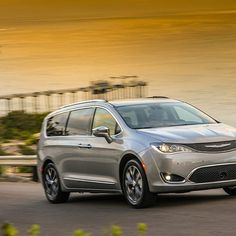 The 2017 Chrysler #Pacifica is ready to take you and your family anywhere!