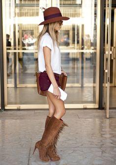 New York Fashion Week Street Style: