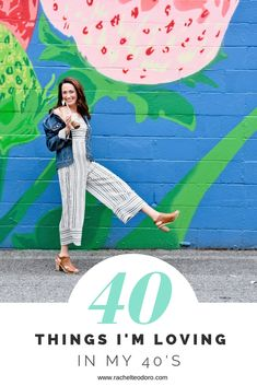 40 things I'm loving in my 40's #outfits #lifestyleblogger #home #random #thingsIlove #favoritethingsparty