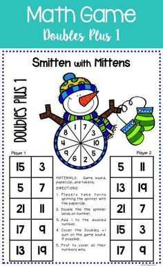 The Missing Mitten Mystery {Primary Flourish} - Primary Flourish Daily 5 Math, Math Fact Fluency, Making Words, Paragraph Writing, Creative Curriculum, Primary Classroom, Classroom Ideas, Kids Learning Activities, Math Workshop