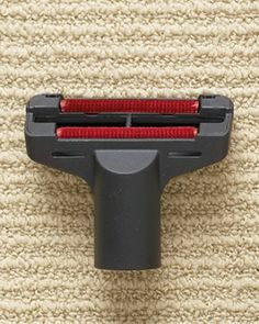 Helpful guide to show you exactly what each vacuum nozzle does so you can get the most out of them. (We need this!)