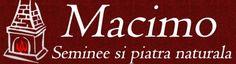 Logo Macimo firma de Seminee, piatra cubica, marmura, etc.