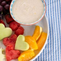 Spiced Yogurt and Honey Dip | Stonyfield Recipes
