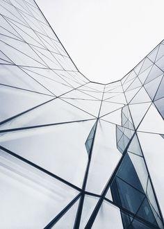 Nikolaj Thaning Rentzmann – Glass Reflection. 500x700 mm. Available at www.theposterclub.com.