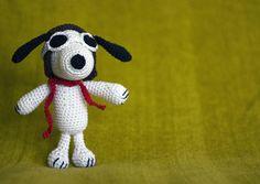 Amigurumi Tutorial Snoopy : Snoopy and woodstock amigurumi free pattern amigurumi pinterest