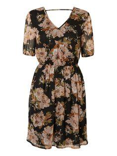 Floral print dress from VERO MODA.