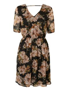 Floral print dress from VERO MODA.