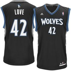 Minnesota Timberwolves Jersey Kevin Love