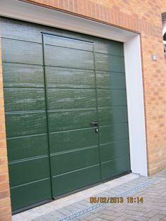 Sectional door with wicket door & Image result for sectional garage door with wicket door | garage ... pezcame.com