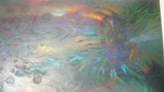 El pozo. Óleo sobre lienzo. 200 x 123,5 cm. 2008 - 2013.