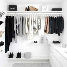 Create a winter wardrobe