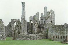 Coity Castle, Bridgend, Wales