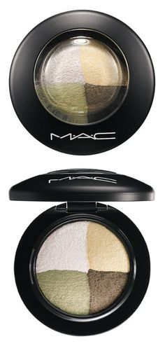4 M·A·C eyeshadow colors in one.
