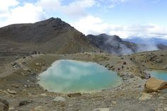 Alpino Tongariro Crossing :: New Zealand