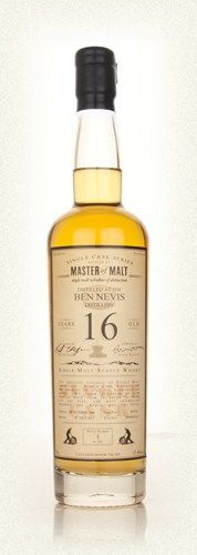 Ben Nevis 16 Year Old - Single Cask (Master of Malt)