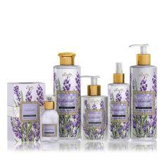 Set regalo fragranza Lavanda