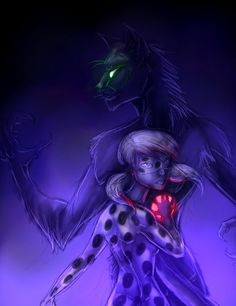 Cat monsters