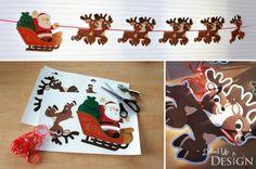 Rudolph Printable Ba