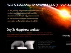 Happiness and Me