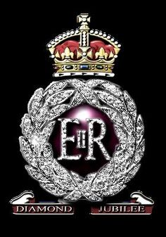 pendant celebrating the Diamond Jubilee of Queen Elizabeth II