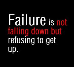 Failure - Tap to see more quotes to motivate you on the road to success! | @mobile9