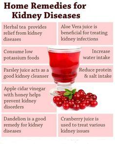 Home Remedies for Kidney Diseases. #Kidney #kidneydisease #health #remedies #renal