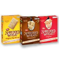 $1.00 off when you buy any ONE box of POST Shredded Wheat Cereal