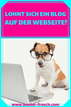 Arbeitest du professionell mit Tieren und möchtest sichtbarer für potenzielle Kunden werden? Dann ist ein Blog vielleicht das richtige für dich. Egal ob du als Tierarzt, Tierheilpraktiker, Tierenergetiker, Trainer, Hundefriseur usw. dein Marketing verbessern möchtest, mit einem Blog kannst du mehr potenzielle Kunden auf deine Website bringen. Aber lohnt sich das für dich? Die Antwort findest du in unserem Blogartikel! #tierarztmarketing #tierbusiness #pferdebusiness #bunterfrosch Trainer, Marketing, Business, Dogs, Animals, Article Writing, Writer's Block, English Words, Serenity