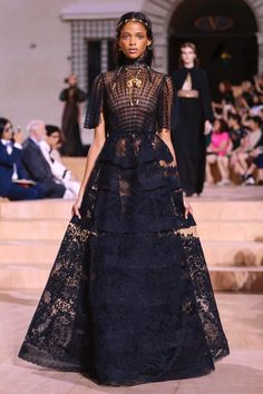 Ms-Mandy-M : Aya Jones for Valentino Fall 2015 Haute Couture